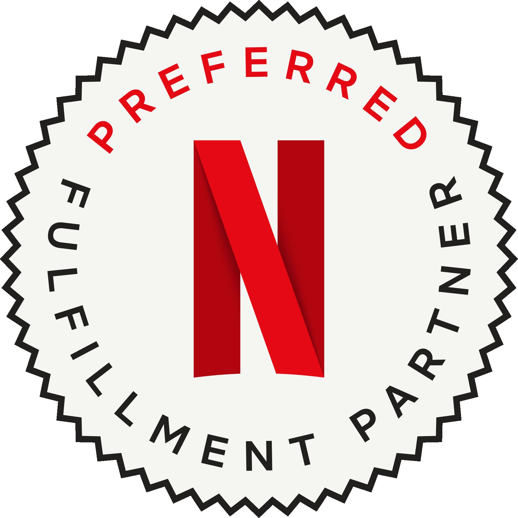 Netflix Preferred Partner logo